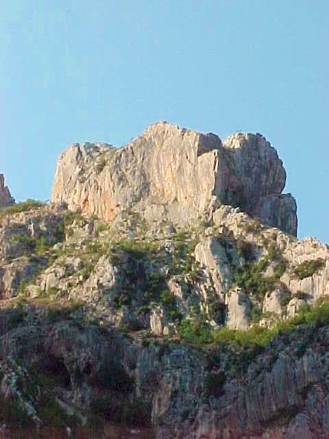 Bovilla Upper Cliffs