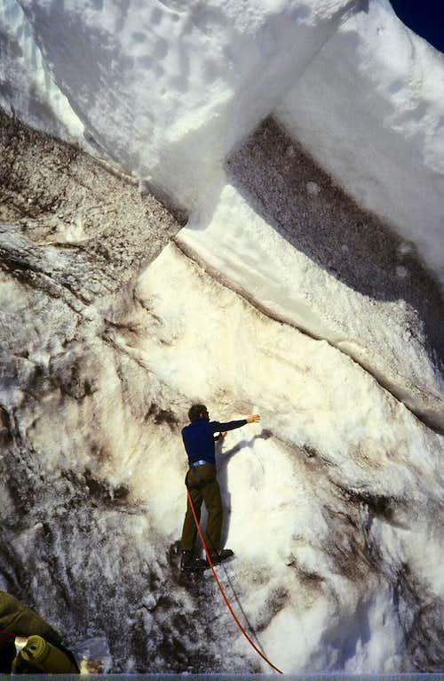 Thirsty Climber!