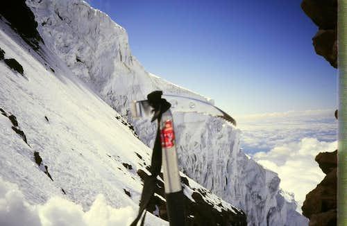 Hanging Glacier