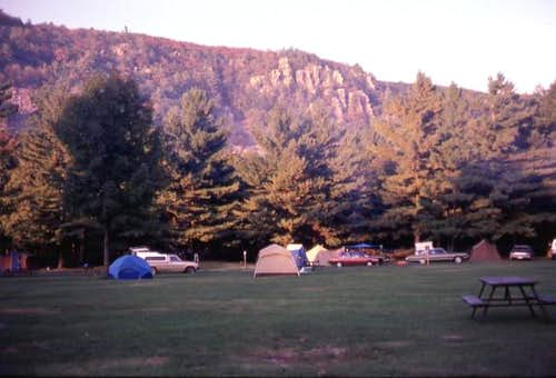 Devils Lake Campground
