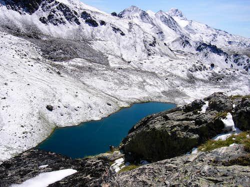 1st Lake of Lussert