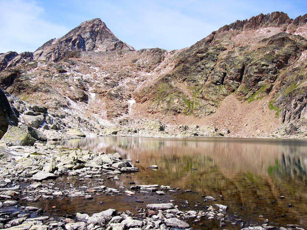 3rd Lake of Lussert