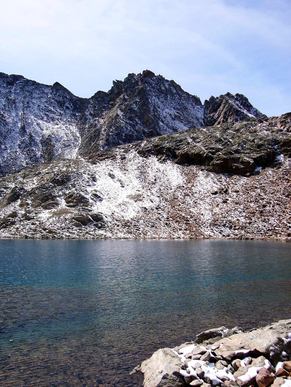 4th lake of Lussert