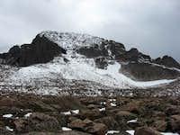 Keyhole Route-- Longs Peak, Colorado, elevation 14 259 feet/  4347 meters