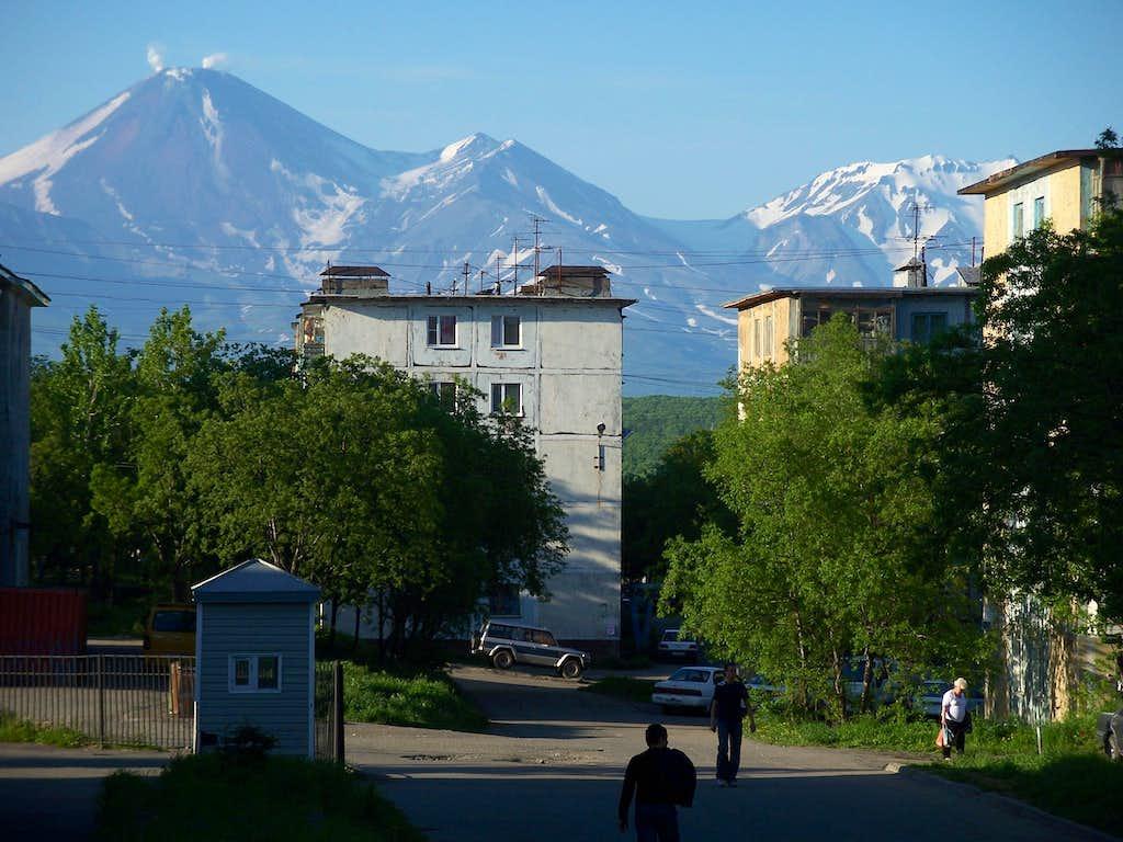 Avachinskaja sopka