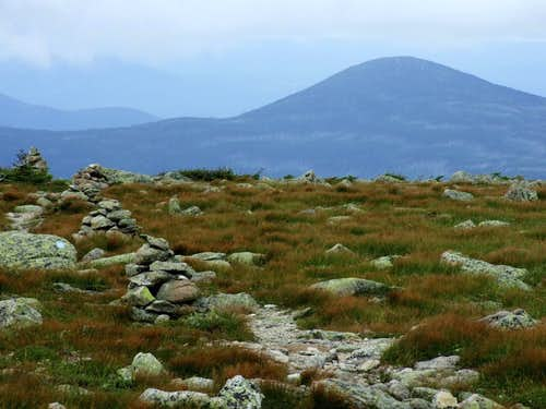 South Brother and the Tablelands