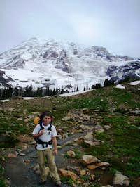 Mt. Rainier Approach