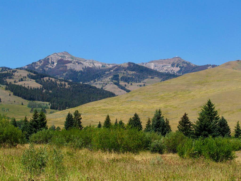 Ramshorn Peak (MT)