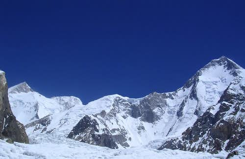Gasherbrum-I & Gasherbrum-II (8068-M & 8035-M)