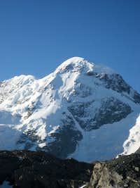 Breithorn from Trockner Steg