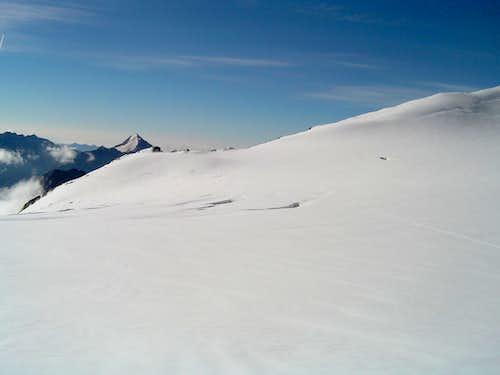 Upper Glacier to Windjoch