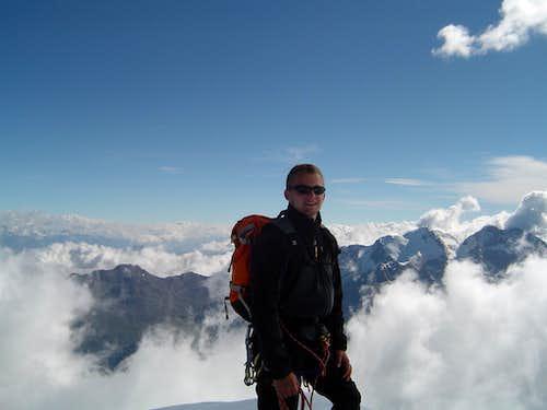 Summitting Ulrichshorn