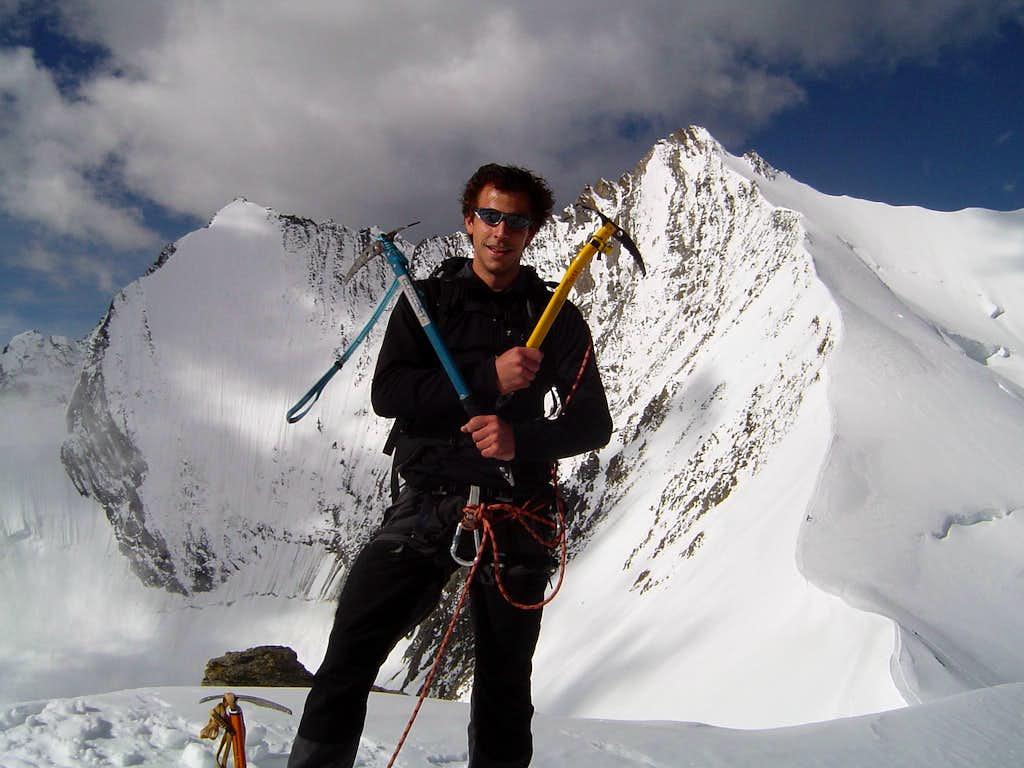 Jo on the Summit