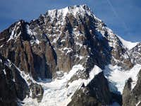 Monte Bianco south side