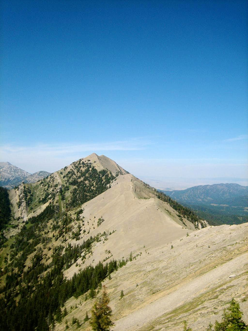 Bridger Ridge Traverse