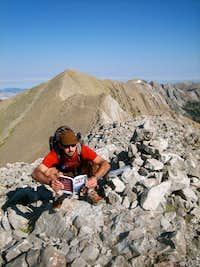 Naya Nuki Peak - Reading