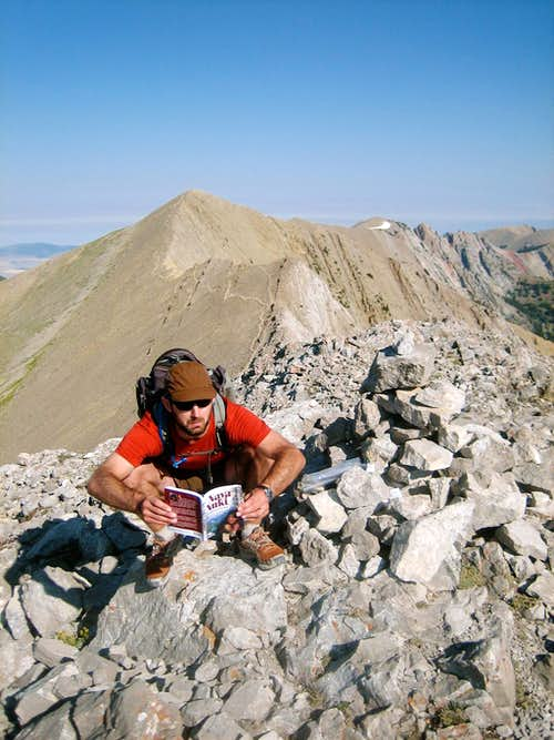 Naya Nuki Peak - Reading