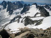 View from the summitt of Gannett