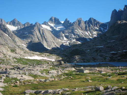 Upper Titcomb Basin