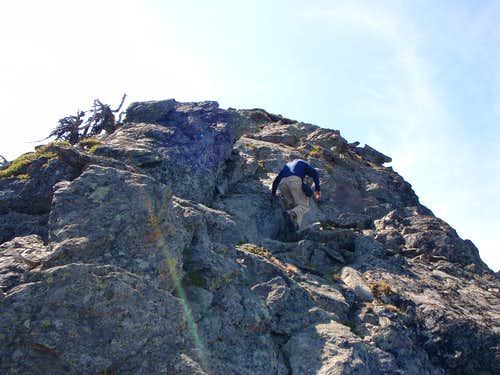 Summit Scramble