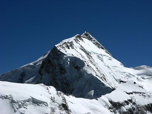 Pik Somoni Summit