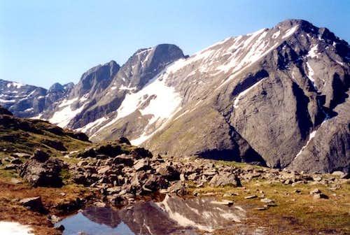 Columbia Peak, Kit Carson...