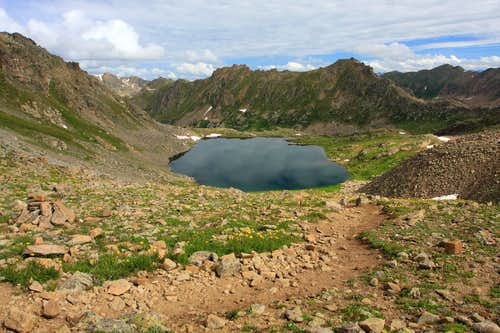 Lost Man Lake