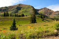 Ruby Peak and Mount Owen