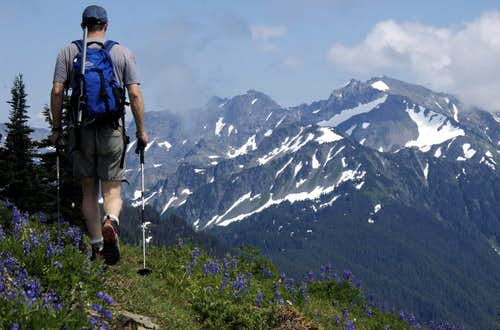Hiking the High Divide