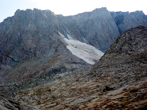 Harrington Couloir
