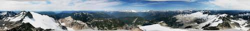 Snowking 360° panorama