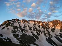 Mt Wilson - Diente Ridge