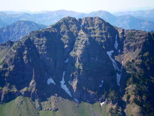 TNF Alex Lowe Peak Close