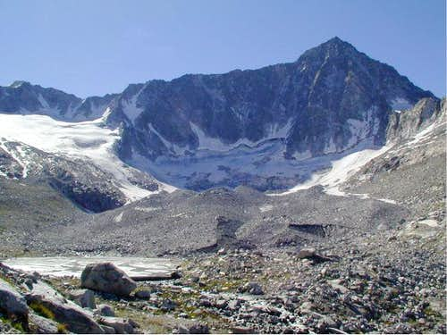 The Adamello Mount