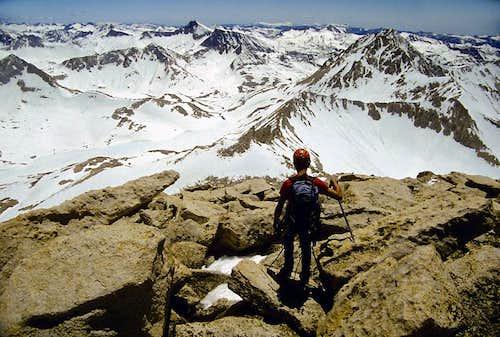 Summit of Mt. Gabb