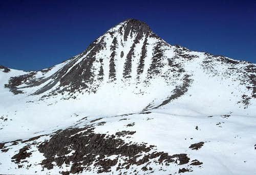 Southeast Face of Mt. Gabb