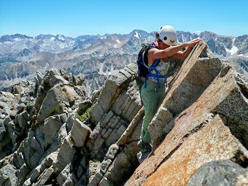 Mt Emerson's Ridge