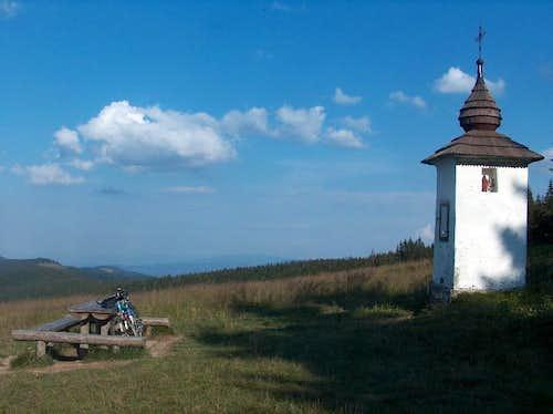 Jaworzyna Kamienica, Gorce