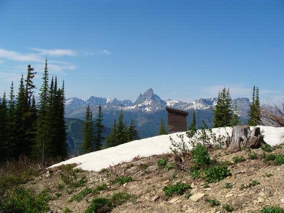 Mount Saint Nicholas...