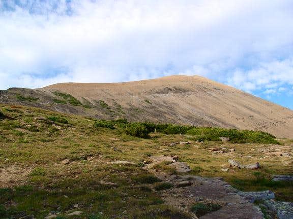 Mt. James