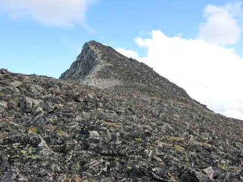 Summit of Star Peak