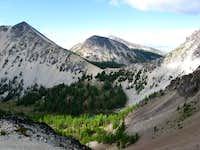 Sawtooth Scenery