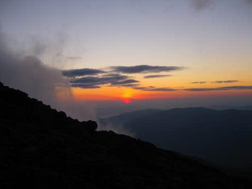 Mount Washington Sunrise