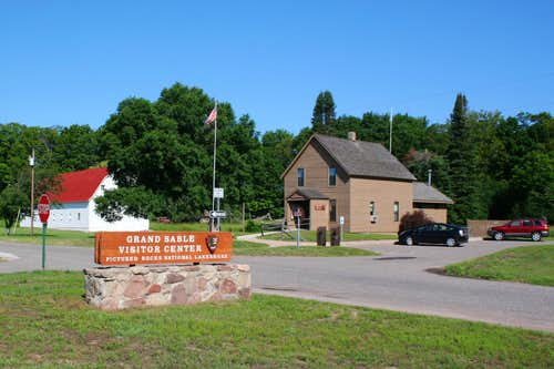 Grand Sable Visitors Center