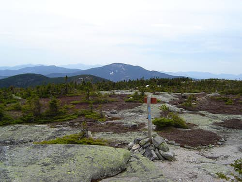 east peak baldpate
