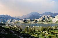 Smoky Island Lake