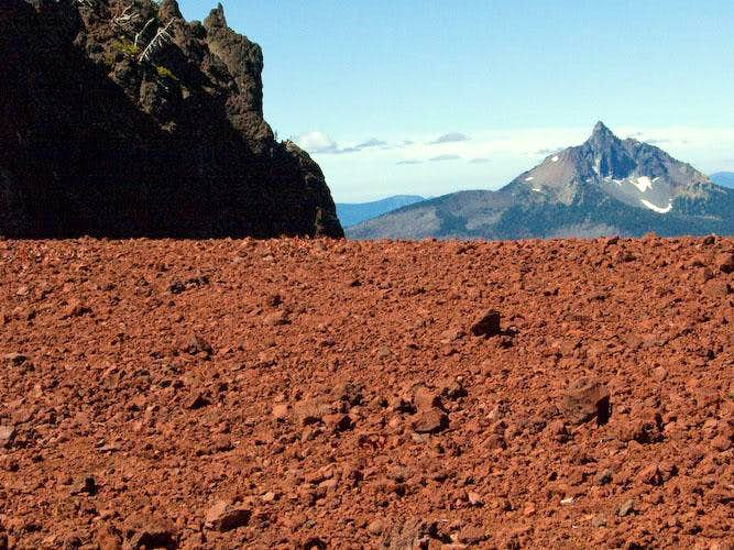Mount Washington from Black Crater