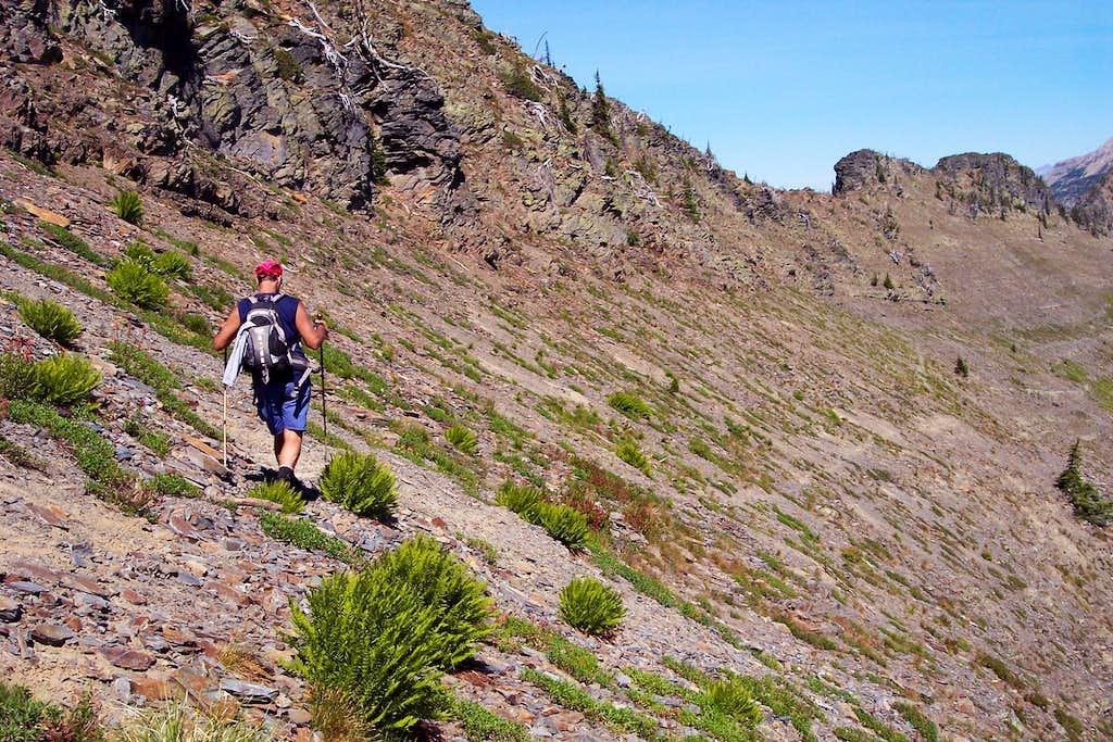 Stanton-Vaught  Goat Trail