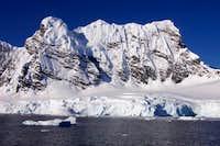 Bryde Island, Antarctica.