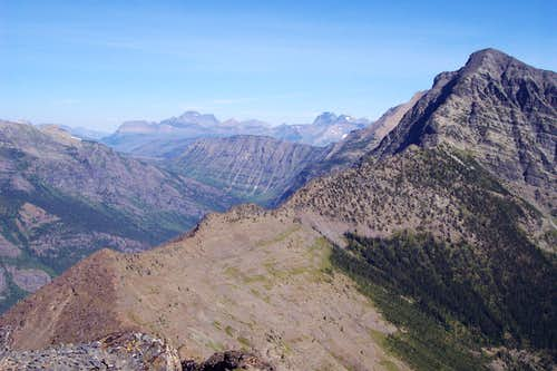 Mount Vaught (GNP)